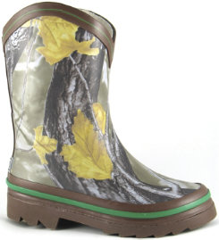 Smoky Mountain Kids Muddy River Rubber Boots