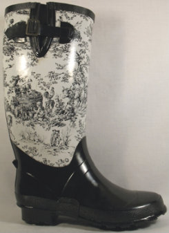 Smoky Mountain Ladies Wellington Rubber Boots