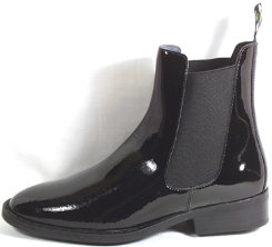 Smoky Mountain Ladies Patent Leather Jodphur Boots Best Price