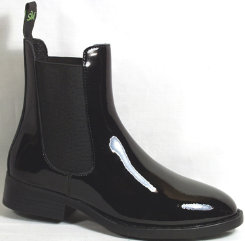 Smoky Mountain Youth/Teen Patent Leather Jodphur Boots Best Price