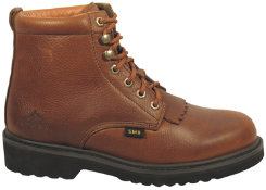 Smoky Mountain Mens Bowie Leather Lacer Boots