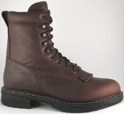 Smoky Mountain Mens Steel Toe Bison Boots Best Price