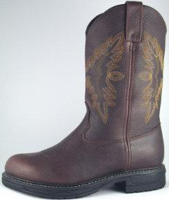 Smoky Mountain Mens Steel Toe Waterproof Brahma Boots Best Price