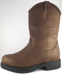 Smoky Mountain Mens Steel Toe Muleshoe Boots Best Price