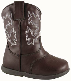 Smoky Mountain Toddler Woody Western Boots Best Price