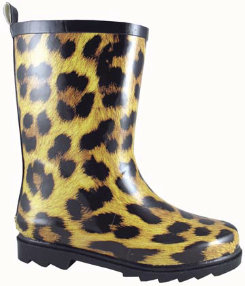 Smoky Mountain Kids Animal Print Rubber Boots Best Price