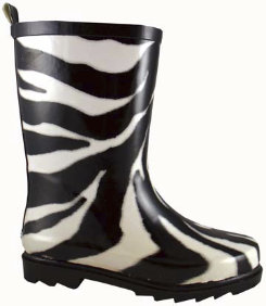 Smoky Mountain Toddler Animal Print Rubber Boots Best Price