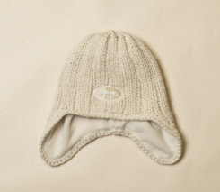 Stirrups Cream Horse In Oval Chunky Knit Hat Best Price