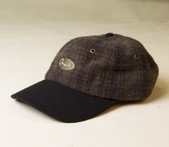 Stirrups Adult Green Plaid Bit in Oval Wool Cap Best Price