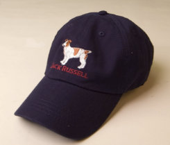 Stirrups Adult Jack Russell Embroidered Ball Cap Best Price