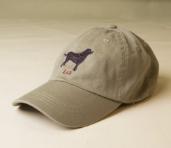 Stirrups Adult Labrador Embroidered Ball Cap Best Price