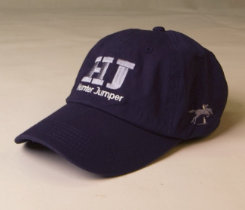 Stirrups Adult HJ Embroidered Ball Cap Best Price