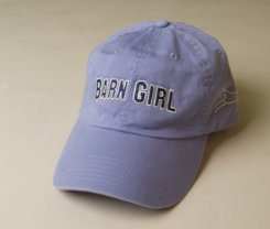 Stirrups Adult Barn Girl Ball Cap Best Price