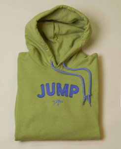 Stirrups Adult Jump Hoodie Best Price