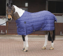Shires ChillCheeta HeavyWeight Stable Blanket