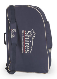 Shires 3-in-1 Boot Helmet and Whip Bag Best Price