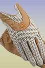 SSG Gloves Lycrochet Horseshoe Back