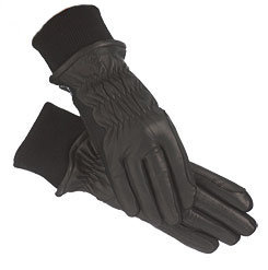 SSG Pro Show Leather Winter Riding Gloves