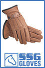 SSG Gloves Work 'N Horse Leather Lined Glove