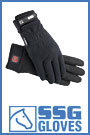 SSG Windstopper Riding Glove