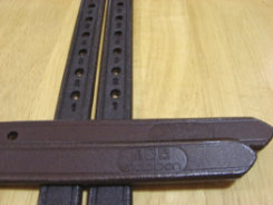 Stubben 3/4 XLong Black Stirrup Leathers Best Price