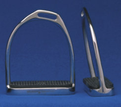 Stubben  Fillis Double Offset Stirrup Irons Best Price