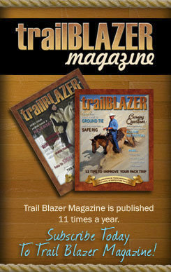 Trail Blazer Magazine Subscription