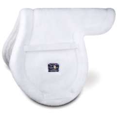 SuperQuilt Childs All Purpose Fleece Saddle Pad