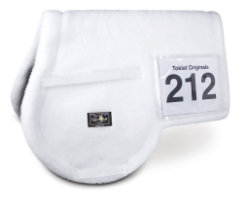 SuperQuilt All Purpose Fleece Saddle Pad with Pockets for Shims