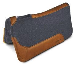 Ricotti Square Wool Blend Western Saddle Pad Best Price