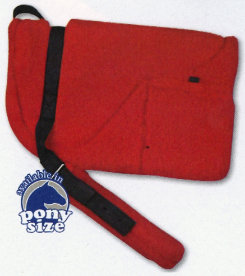 Toklat CoolBack Pony Bareback Pad with Pockets