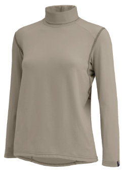 Irideon Ladies Plus Size Supplex Turtleneck Best Price