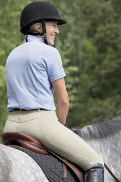 Irideon Ladies Passeio Knee Patch Breeches Best Price