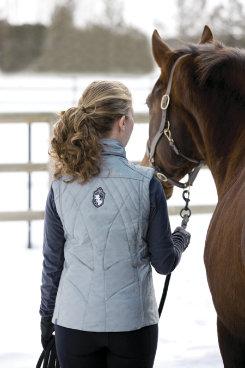 Irideon Ladies Piaffe Quilted Vest Best Price