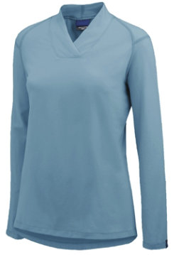 Irideon Ladies Supplex Snuggle Vee Top Best Price