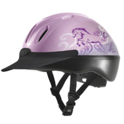 Troxel Spirit Graphic Riding Helmet