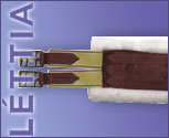 Lettia Fleece Lined All Purpose Girth