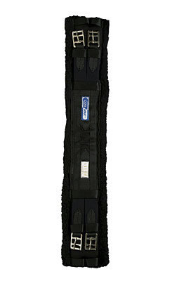 Lettia Fleece Lined CoolMax Dressage Girth