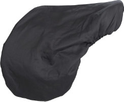 Lettia Fleece Lined Saddle Cover Best Price