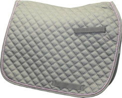 Lettia Cotton Quilted Dressage Saddle Pad Best Price