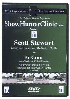 DVD Equestrian Video Library Show Hunter Scott Stewart on Be Cool Best Price