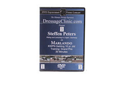 DVD Equestrian Video Library Dressage Steffen Peters on Marlando Best Price