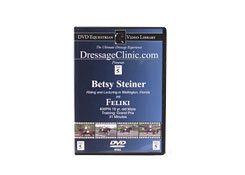 DVD Equestrian Video Library Dressage Betsy Steiner on Feliki Best Price