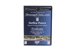 DVD Equestrian Video Library Dressage Steffen Peters on Floriano Best Price