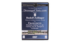 DVD Equestrian Video Library Dressage Rudolf Zeilinger on Franciscus Best Price