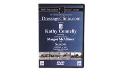 DVD Equestrian Video Library Dressage Connelly/McCallister on Saigon Best Price