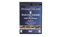 DVD Equestrian Video Library Dressage Schmidt/Brommann on Farino Best Price