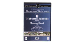 DVD Equestrian Video Library Dressage Schmidt/Dueck on Otto Best Price