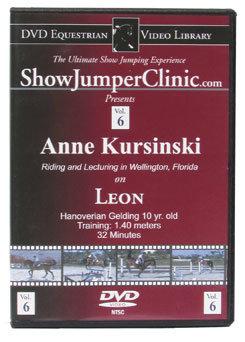 DVD Equestrian Video Library Show Jumping Anne Kursinski on Leon Best Price