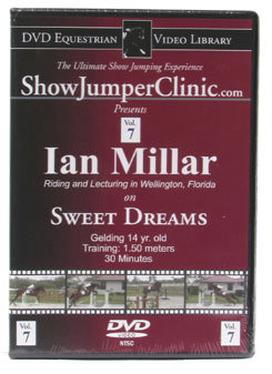 DVD Equestrian Video Library Show Jumping Ian Millar on Sweet Dreams Best Price